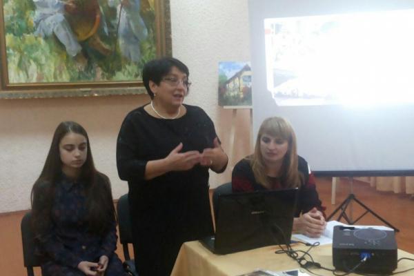 Буковинка створила недільну школу в Італії