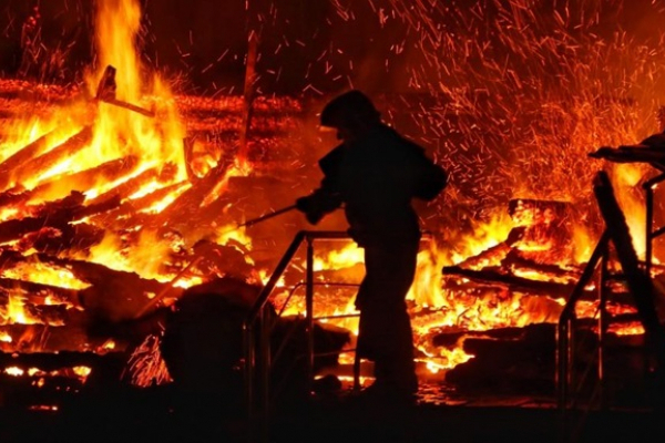 З початку року в Чернівцях виникло понад 280 пожеж