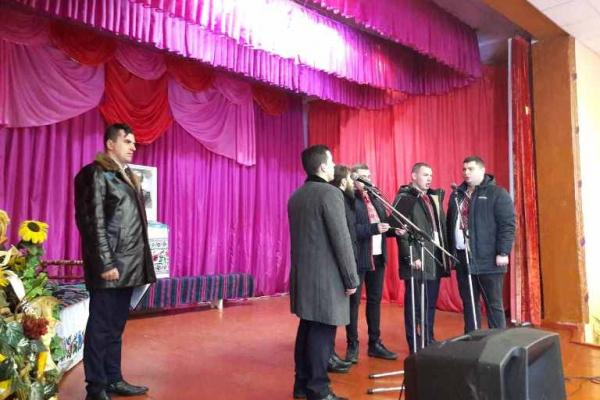 На Хотинщині відбувся патріотичний захід, присвячений Дню Збройних Сил України