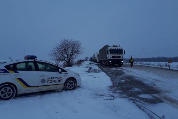 Буковинських водіїв попереджають про небезпеку (Фото, відео)