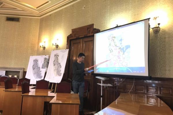 На засіданні архітектурно-містобудівної ради схвалено два детальні плани території Буковини