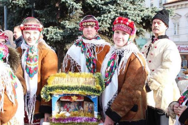У Чернівцях відбудеться фестиваль «Майданівська колядка»