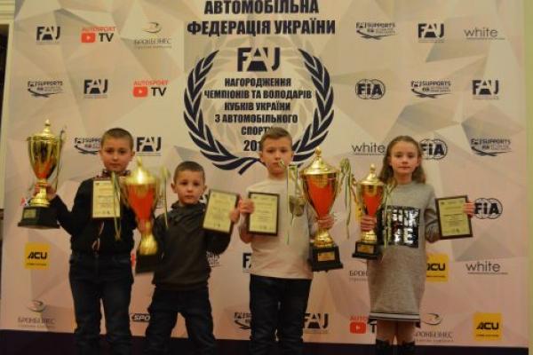 П'ятеро буковинців стали переможцями чемпіонатів з автомобільного спорту в 2018 році (Фото)