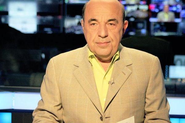 Рабінович: Я відмовився від участі в президентських перегонах заради порятунку країни (Відео)