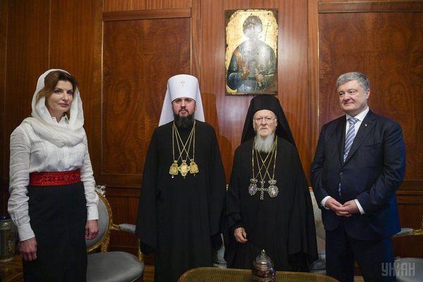 Україна заслужила незалежну церкву, і завдяки Порошенко це стало можливим, - експерт