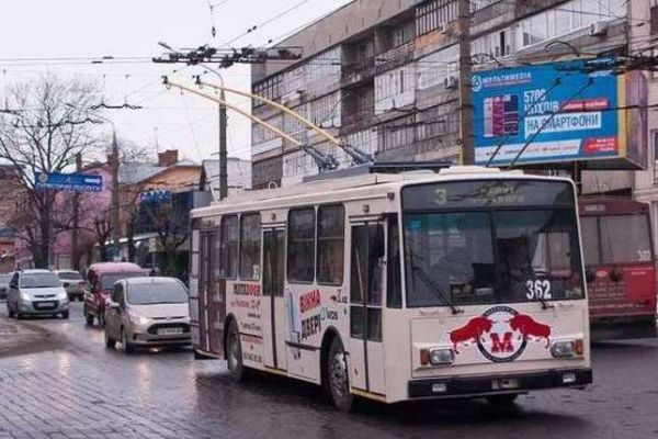 Чернівчани просять запустити тролейбус по вулиці Винниченка