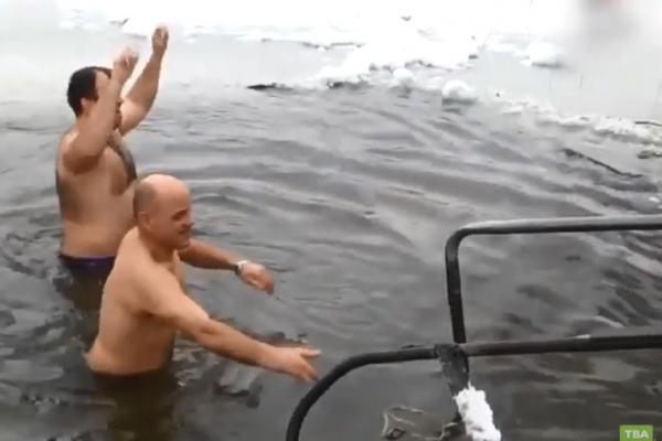 Де у Чернівецькій області можна пірнати в ополонку? (Відео)