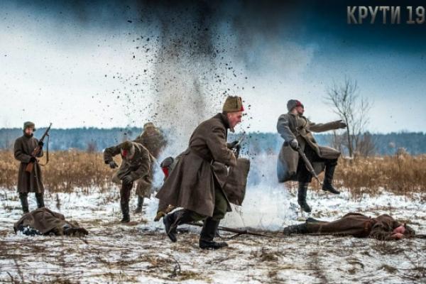 Буковинським кіноманам до уваги: у прокат виходить історичний екшн «Крути 1918»
