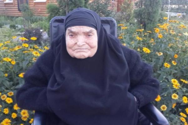 Померла найстаріша жінка України - схимонахиня родом з Чернівецької області