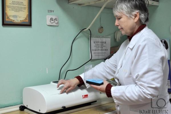 У Чернівецькому обласному бюро судово-медичної експертизи з'явилось обладнання вартістю в понад півмільйона гривень