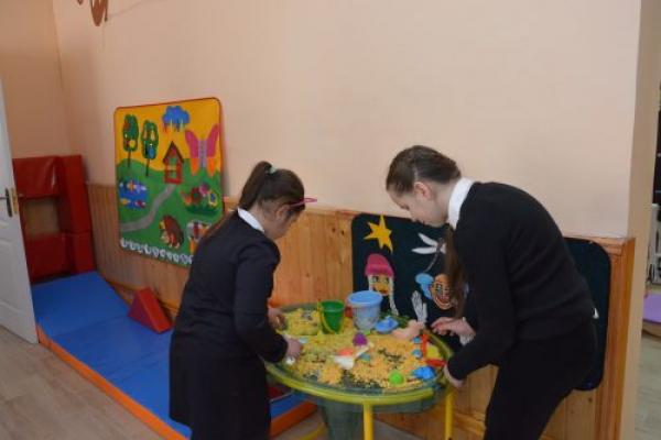 В одній із чернівецьких шкіл відкрили сенсорну кімнату (Фото)