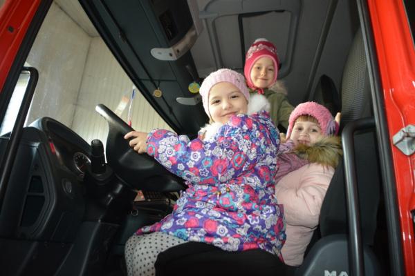 Рятувальники провели пізнавальну екскурсію для маленьких чернівчан (Фото)