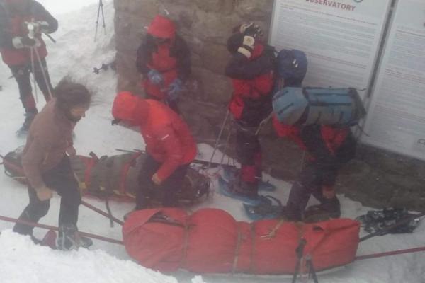 Буковинські рятувальники закликають громадян не виходити в гори під час погіршення погодних умов!