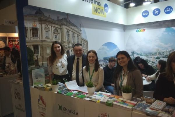 Делегація Чернівецької області бере участь в міжнародній туристичній виставці «ITB Берлін – 2019»