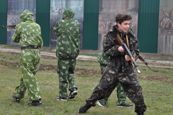 Старшокласників Буковини мотивують служити у Збройних Силах України