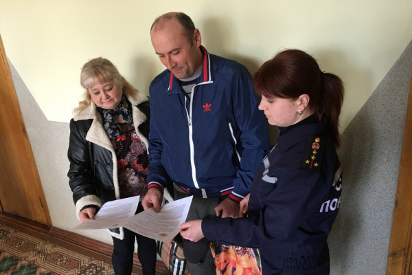 Буковинські рятувальники перевірили виборчі дільниці (Фото)