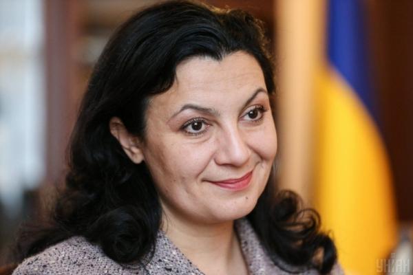 Буковину відвідає Віце-прем'єр-міністр України з питань європейської та євроатлантичної інтеграції Іванна Климпуш-Цинцадзе