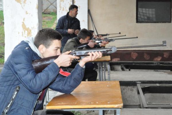 У Чернівцях відбувся обласний етап Всеукраїнської спартакіади серед допризовної молоді