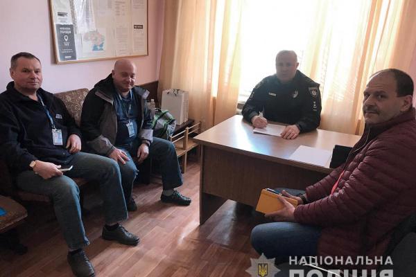 Поліцію Буковини відвідали представники ОБСЄ