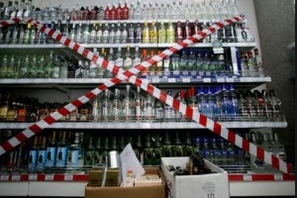 Продавців алкоголю та тютюну на Буковині оштрафували на понад мільйон гривен