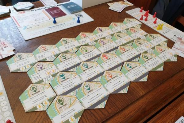 Завершено перший навчально-симуляційний цикл гри «Світ Громад» для юних буковинців
