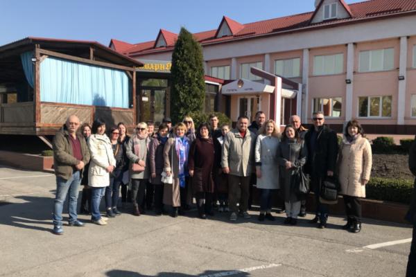 Делегація Чернівецької області презентує туристичний потенціал Буковини