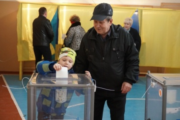 Як голосувала Буковина: активність виборців