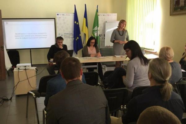 Для новостворених ОТГ Буковини провели семінар-навчання