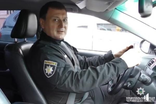 Поліція Буковини долучилася до флешмобу «Пристебнись - збережи життя» (Відео)