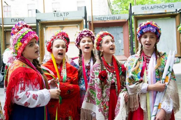 У Чернівцях відбувся національний чемпіонат з фольклору (фото)