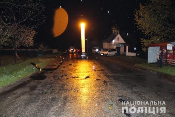 У смертельній ДТП на Буковині загинув велосипедист