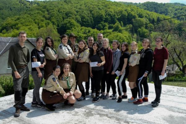 На Буковині пройшов семінар для молоді, зацікавленої стати волонтерами