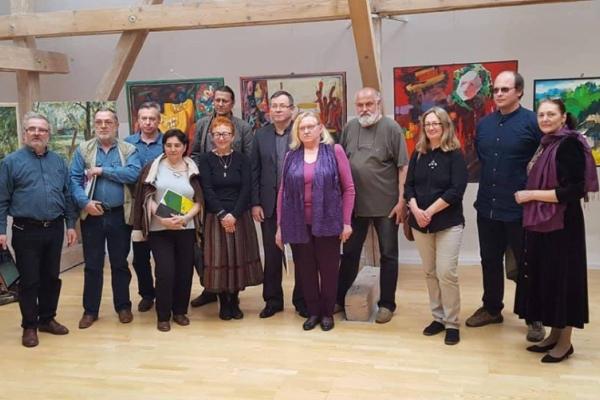 Митці з Буковини презентували 68 творів мистецтва