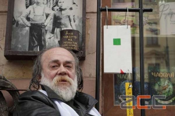 У Чернівцях презентували пам'ятник Зеленському (фото)