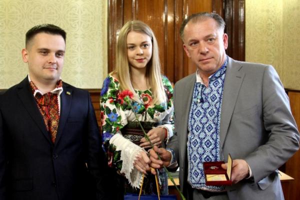 Буковинських науковців відзначили державними нагородами