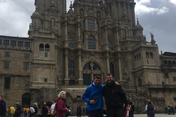 Обрати свій шлях. Двоє чернівчан пройшли Шлях Сантьяго пішки вздовж океану через Португалію та Іспанію.