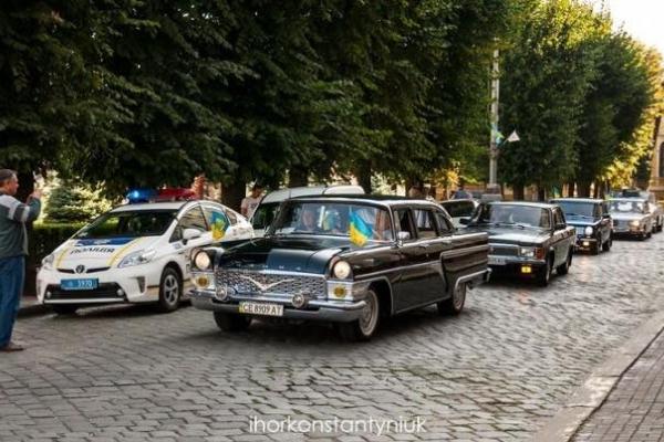 У центрі Чернівців обмежать рух транспорту