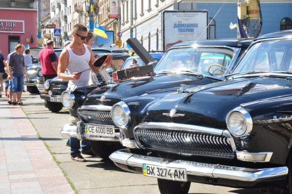 Перший фестиваль ретро-автівок «Bukovina Old Car 2019» відбудеться у Чернівцях