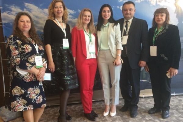 Делагація Чернівецької області бере участь у туристичному форумі