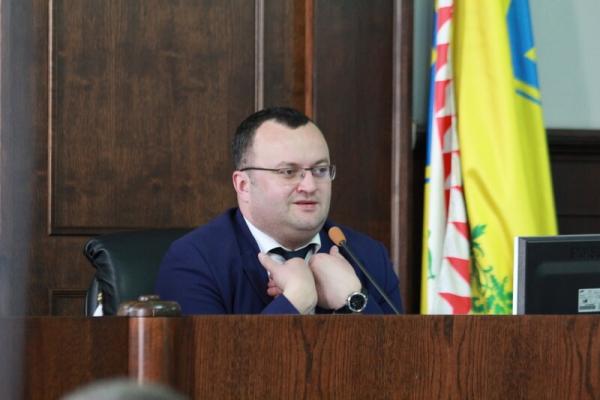 Мера Чернівців Каспрука не включили до госпітальної ради