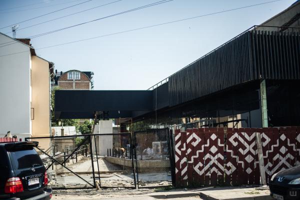 Як виглядає кінотеатр імені Миколайчука у Чернівцях (фото)