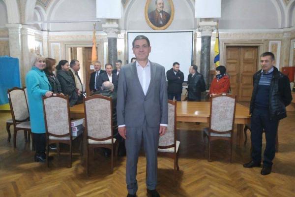 Романа Петришина офіційно призначили ректором ЧНУ