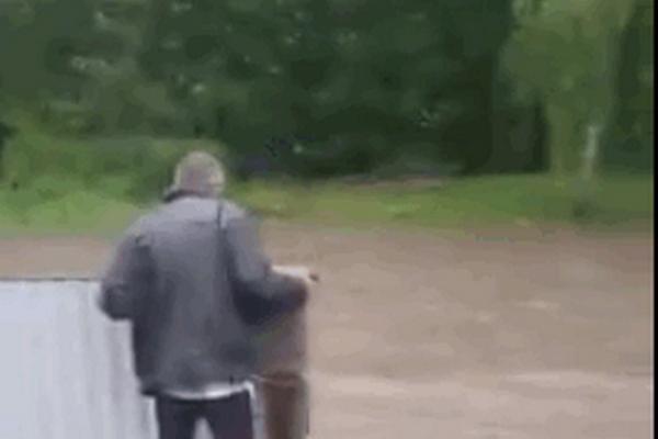 Неможливо пройти - вода заполонила вулиці та угіддя в селі на Тернопільщині