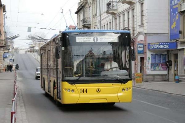 У день виборів громадський транспорт змінить час курсування