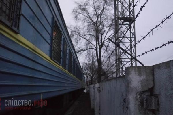 Зона на колесах: як виживають дорогою до тюрми (фото)