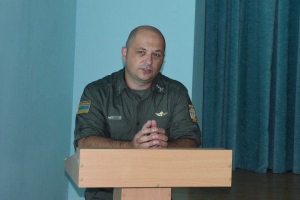 Чернівецький прикордонний загін очолив Марцінкевич