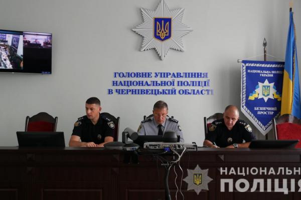 Працівники поліції у Чернівецькій області перейшли на посилений режим несення служби