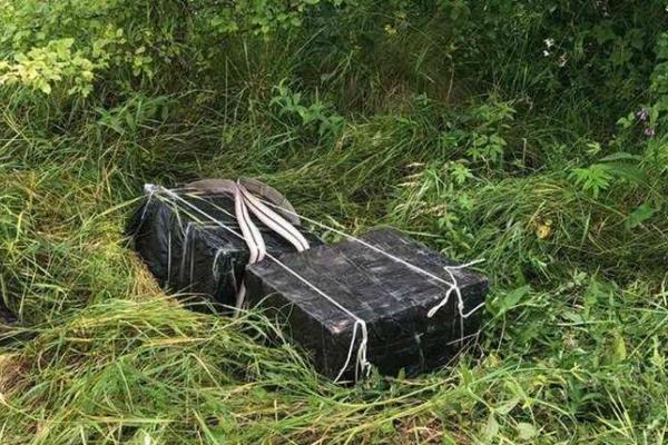 Заховався у кущах: буковинець намагався перенести через кордон контрабанду