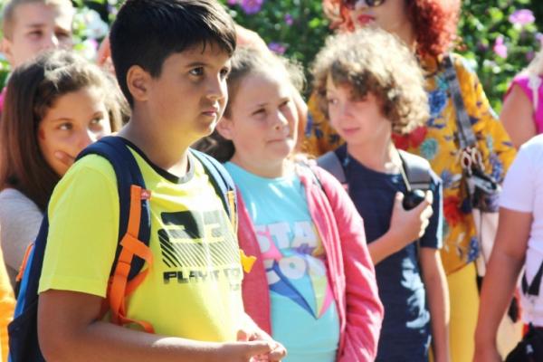 На Буковині розпочав роботу українсько-румунський учнівський творчий табір