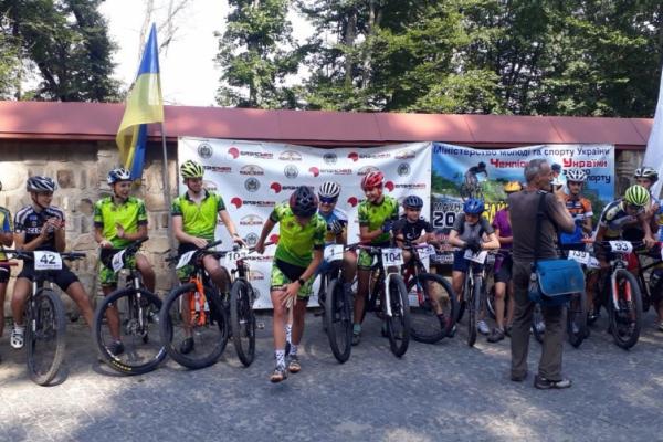 На Буковині розпочався Чемпіонат України з велоспорту маунтенбайк